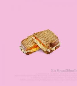 치킨 스파이시 파니니 샌드위치