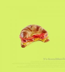 햄치즈크루아상