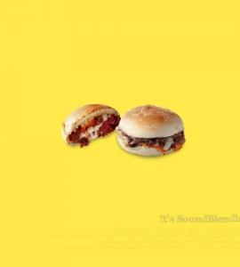 불고기 치아바타 샌드위치