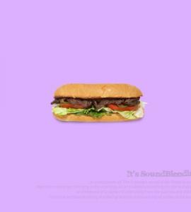 불고기 샌드위치
