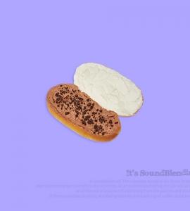초코크런키버터크림빵