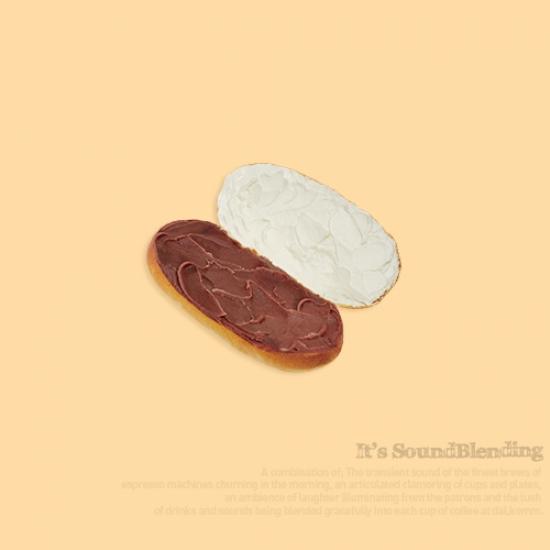 버터 크림 앙꼬빵