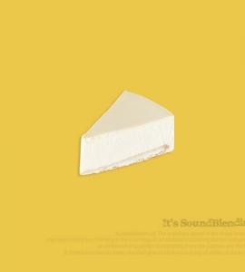 플레인 치즈 케익