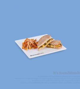 트리플 치즈 파니니(매콤한맛)